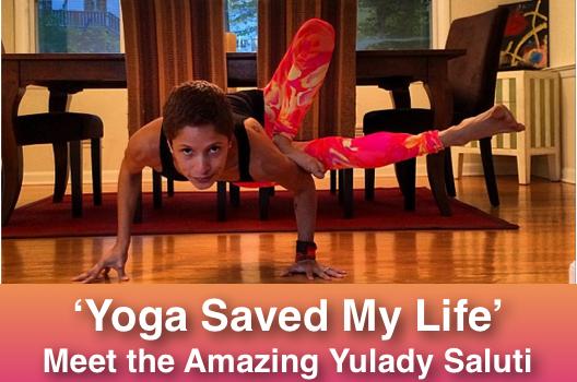 Yoga Saved My Life